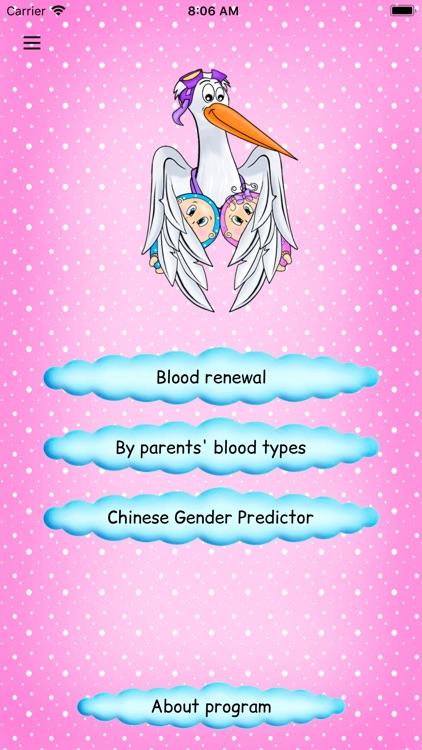 Boy Or Girl - gender predictor