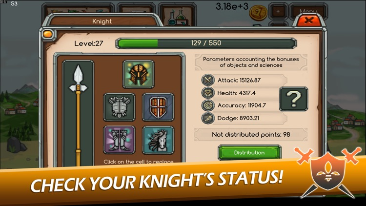 Knight Joust Idle Tycoon screenshot-4