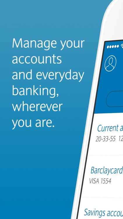 Barclays Mobile Banking screenshot-0
