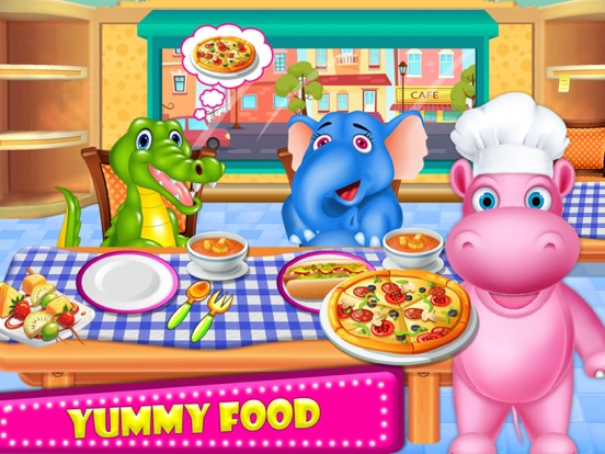 Little HIPPO - Cooking Chef screenshot 6