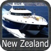Boating New Zealand GPS Charts