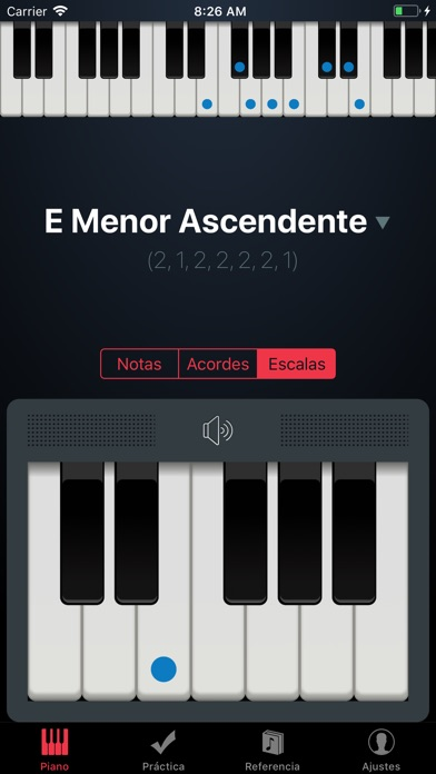 Screenshot for Nota in Chile App Store