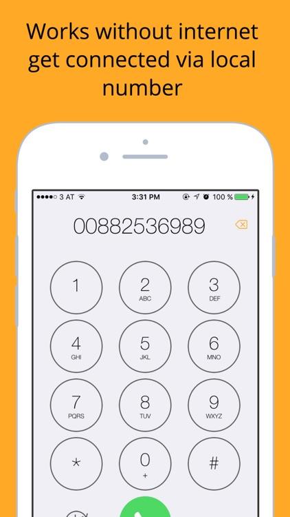 toolani: International Calling screenshot-3