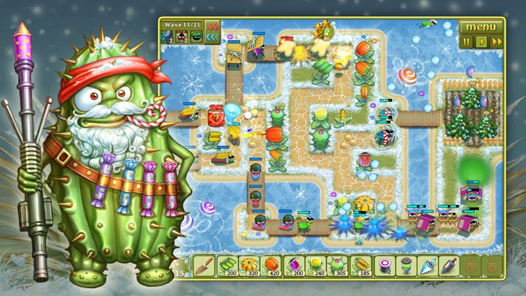 Garden Rescue CE screenshot-2