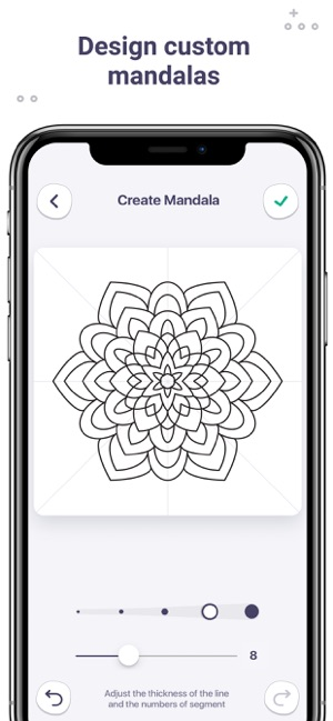 Coloring Book For Me Mandala On The App Store