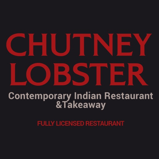 Chutney Lobster