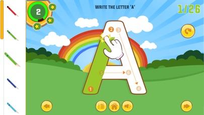 ABC Kids - English Tracing Screenshot