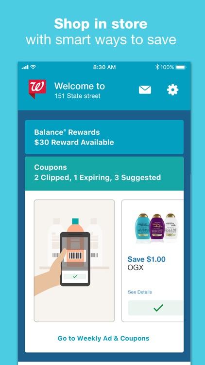 Walgreens screenshot-3
