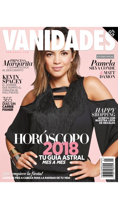 Screenshot for VANIDADES USA Revista. in Kazakhstan App Store