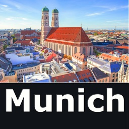 Munich (Germany) – Travel Map