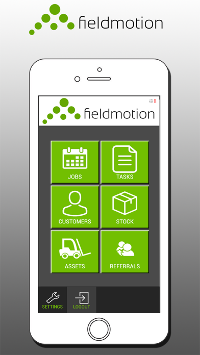 FieldMotion screenshot one