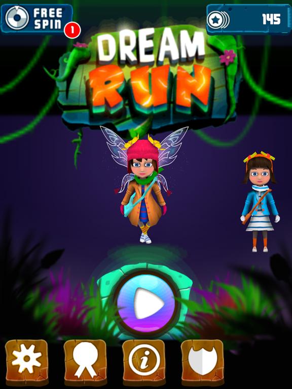 Dream Run - Endless Runner screenshot 8