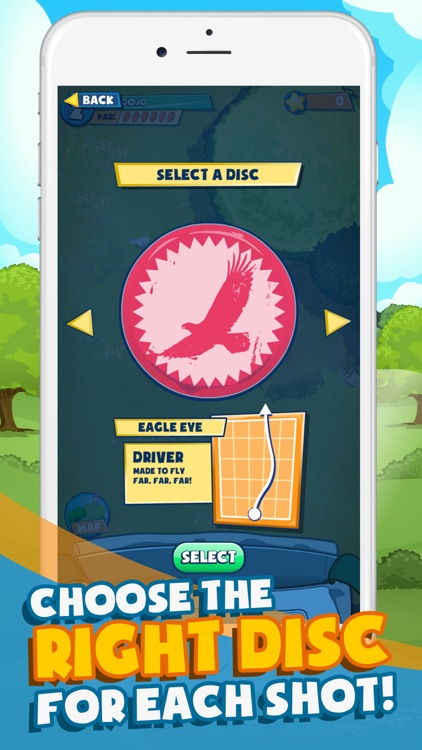 Disc Golf To Go screenshot-3