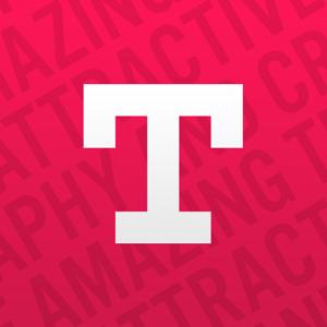 Typorama: Text on Photo Editor app