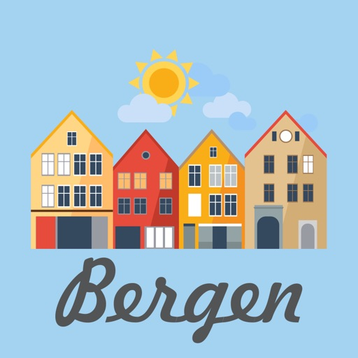 Bergen Travel Guide Offline