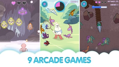 Dreamland Arcade phone App screenshot 2