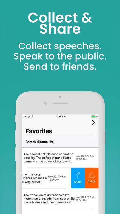 Public Speaker Creative bot screenshot-4