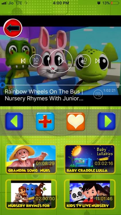 Nursery Rhymes Songs by KidsTV screenshot-6