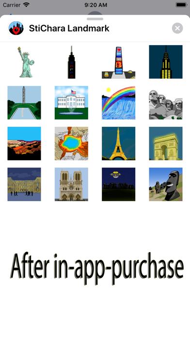 StiChara Landmarks screenshot two
