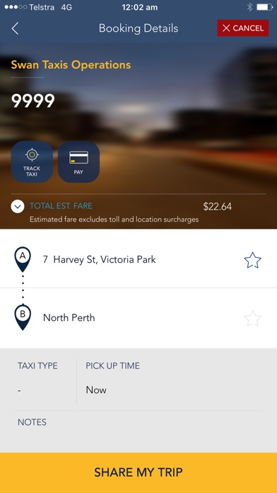 Download ComfortDelGro SWAN TAXIS App for Pc