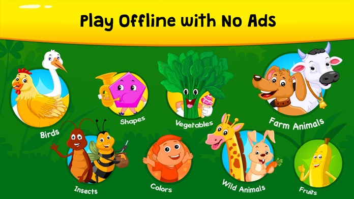 KidloLand Kids Nursery Rhymes Screenshot