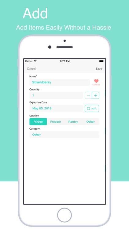 iGrocery - Smart Grocery Track