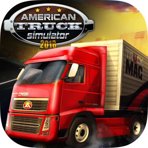 american truck simulator 2018 by ironjaw studios private. Black Bedroom Furniture Sets. Home Design Ideas