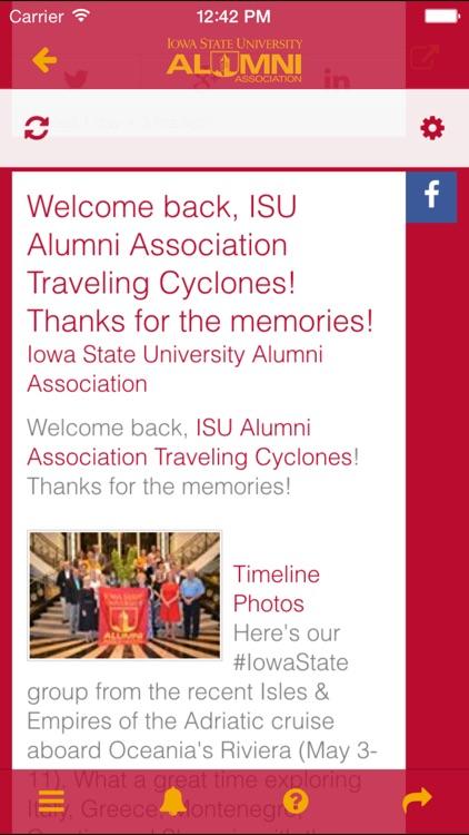 Iowa State Alumni screenshot-3