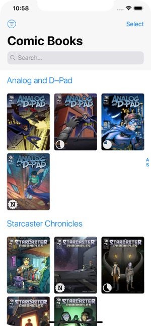 Comic Book Viewer on the App Store