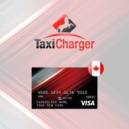 Taxi Charger Card (Canada)