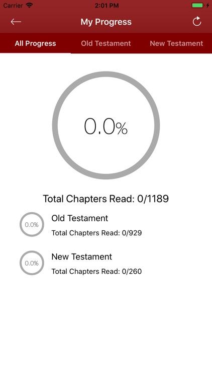 American King James Bible screenshot-3
