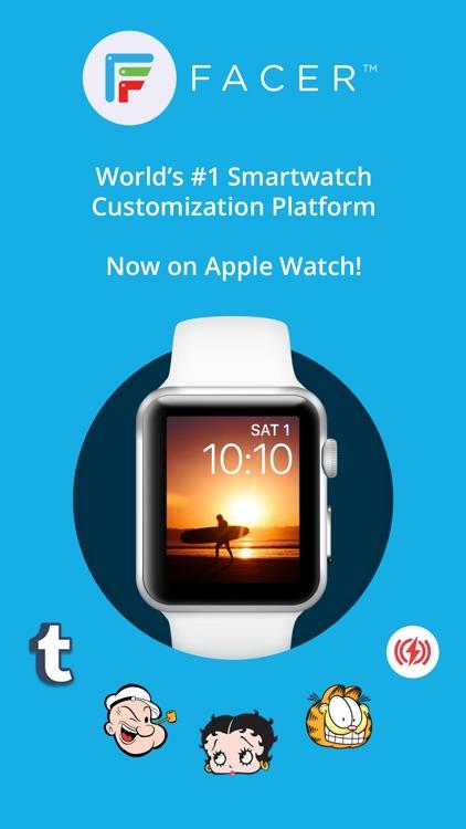 Facer – Free Watch Faces & Customization Platform screenshot-0