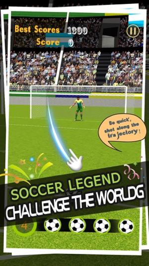 Bóng đá Free Kick bóng đá - Penalty Shot Cup