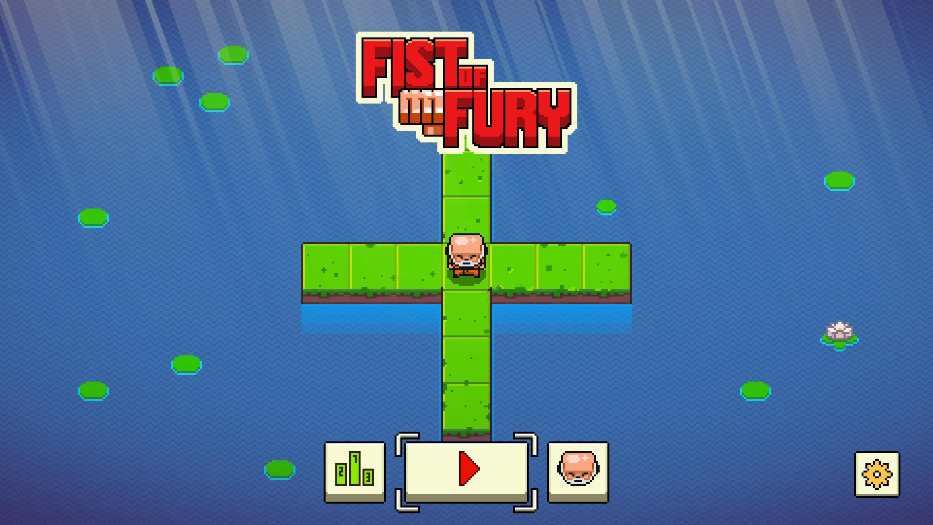 Fist of Fury: TV edition screenshot 4