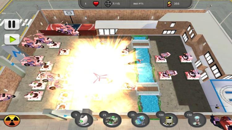 TD 3D by Tower Defense World screenshot-3