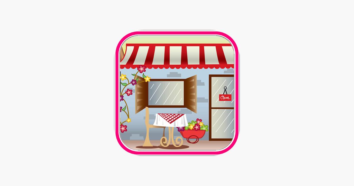 kochen gl cklich caf restaurant spiel f r kinder im app store. Black Bedroom Furniture Sets. Home Design Ideas