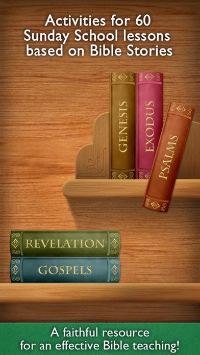 Children's Bible Games for Kids, Family and Schoolのおすすめ画像4
