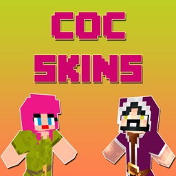 Best COC Skins for Minecraft Pocket Edition