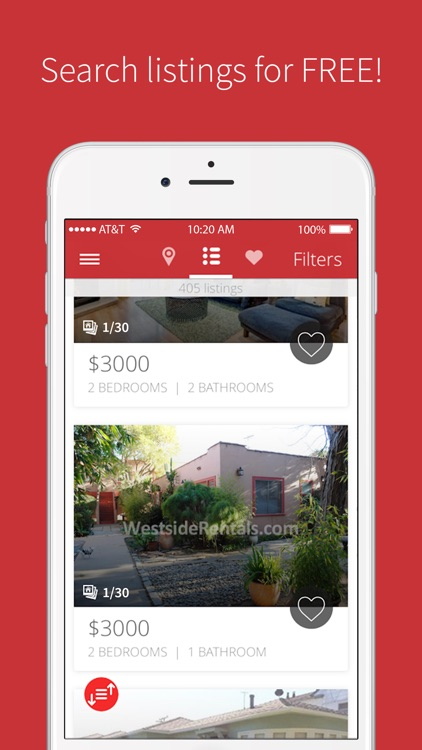 Westside Rentals: Find Homes & Apartments for Rent app image