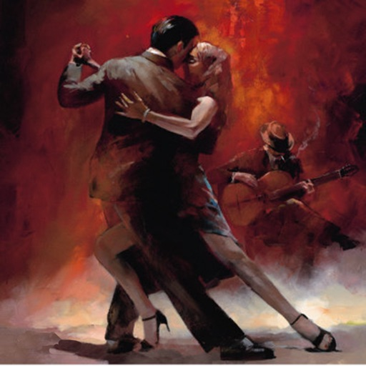 Tango Wallpapers HD: Quotes Backgrounds with Art Pictures icon