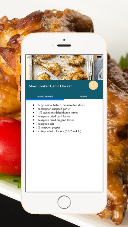 Chicken Recipes - Healthy and Easy screenshot-4