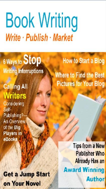 Book Writing Magazine - Write, Publish, Sell