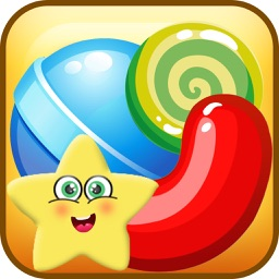 Bubble Candy Smash Mania Hd-Addictive Match 3 Smashing Game