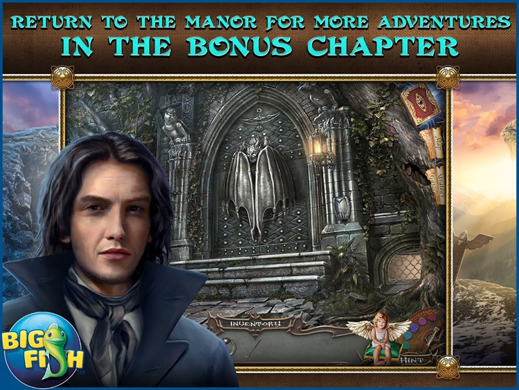 Haunted Manor: Painted Beauties HD - A Hidden Objects Mystery (Full) screenshot-3