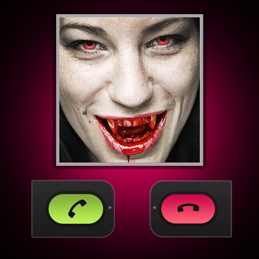 Fake Call Vampire Prank