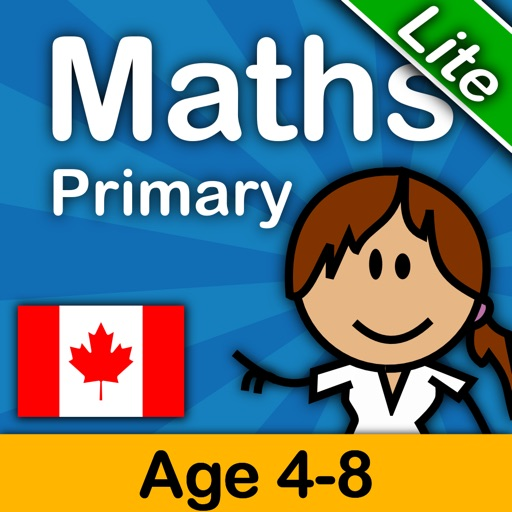 Maths Skill Builders - Primary - Canada - Lite
