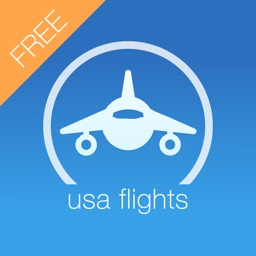 USA Flights Free : Alaska, American, Delta Flight Tracker & Air Radar