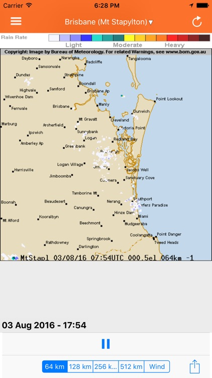 QLD Fires screenshot-4