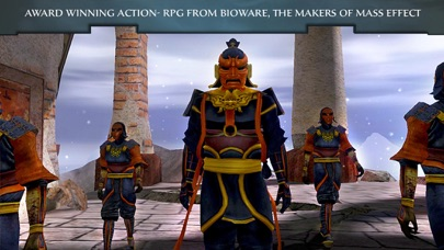 Screenshot #7 for Jade Empire™: Special Edition