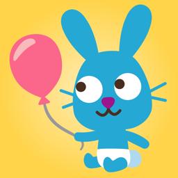 Ícone do app Bebês Sago Mini